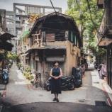 『Y字路から台湾の歴史を読む    「『台湾、Y字路さがし。』栖来ひかりさん 台北Y字路歴史散歩トーク」を開催しました (2019年1月26日)』の画像