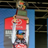 『【B.A.S.S.】TOYOTA Bassmaster Angler of the Year Championship』の画像