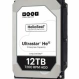 『HDDの大容量化を支える「ヘリウム」と「SMR」のご紹介』の画像