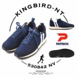 『入荷 | PATRICK KINGBIRD-NT 530842 NV』の画像