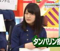 【欅坂46】欅ちゃんバンドでオダナナはタンバリン担当!?バレンタインお返し企画!①【欅って、書けない?】
