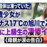 『旭川いじめ加害者「中尾」実名と顔写真はデマ?5chとコレコレの特定情報で判明か』の画像