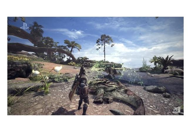 【モンスターハンター ワールド】PS4で発売決定!マルチプレイも対応(4人)、感想まとめ