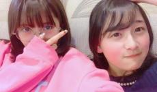 【乃木坂46】3期生・向井葉月がpalet・一ノ瀬りとツイッターに登場!