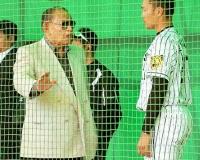 阪神 江夏氏の現場介入にチーム困惑
