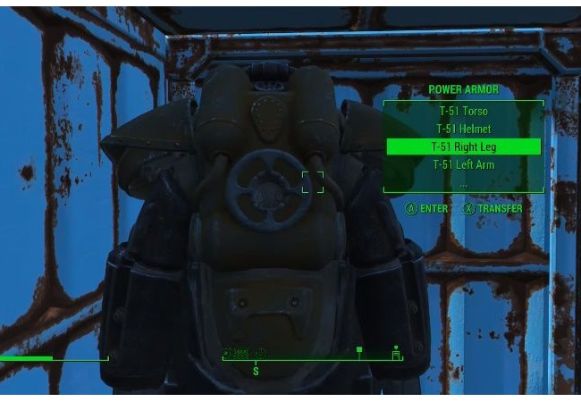 【フォールアウト4】T-51パワーアーマーの場所【FO4】