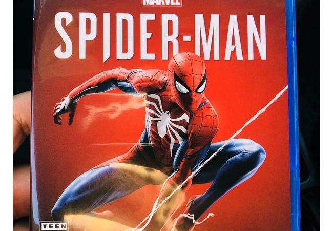 PS4【マーベル スパイダーマン】フラゲ現れる!!海外では神ゲー評価