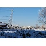 『雪の富士』の画像