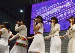 【懐かしい】乃木坂46「サンクエトワール」ライブ画像・・・エモい・・・・・