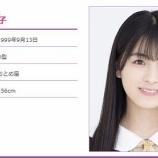 『大園桃子 1/13放送の『バゲット』に出演決定!!!【乃木坂46】』の画像