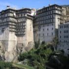 『行った気になる世界遺産 アトス山 シモノペトラ修道院』の画像