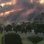 【やばい】サウジアラビアの石油施設がドローン攻撃で大炎上!!原油価格が大変なことになりそう…