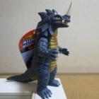 『ウルトラ怪獣500 16 竜巻怪獣シーゴラス レビューらしきもの』の画像