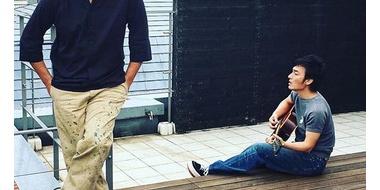 【画像あり】元SMAPの香取慎吾さん、バレンシアガを履きこなしとんでもないオーラを放つ