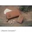【新刊情報】MOOMIN たっぷり入る本革長財布 BOOK 極薄ミニ財布つき