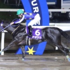 『【グランシャリオ門別スプリント結果】3歳牝馬アザワクが逃げ切りレコードV!』の画像