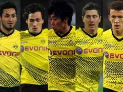 ドルトムント香川真司のチームメイトで今活躍できている選手…
