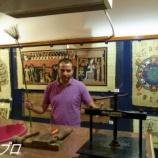 『エジプト旅行記18 パピルスのお土産屋さんとハンハリーリバザール見学』の画像