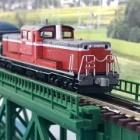 『TOMIX 上路式単線トラス鉄橋(深緑)』の画像