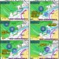 気圧配置の変化ゆっくり!西からジワジワ回復へ。今夜までに熱帯低気圧発生?(200926)