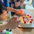 3歳のお誕生日献立