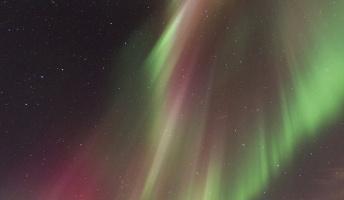 【画像】 アイスランドでオーロラのなかにキリストが現れたと話題