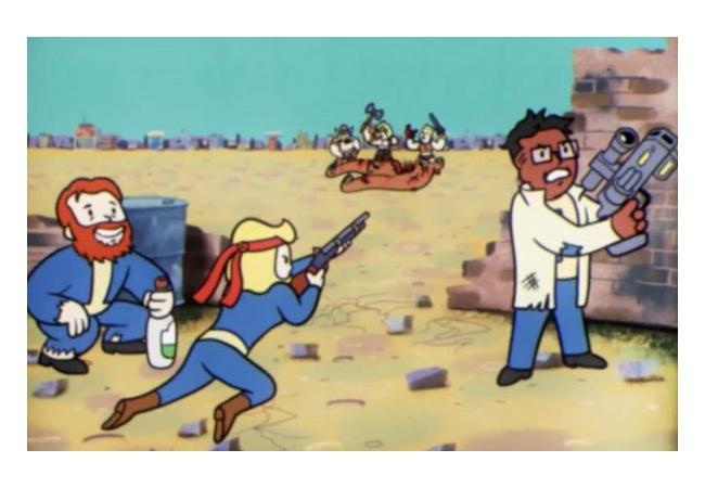 Fallout76、PKすると賞金首になるありそうで無かったシステム採用