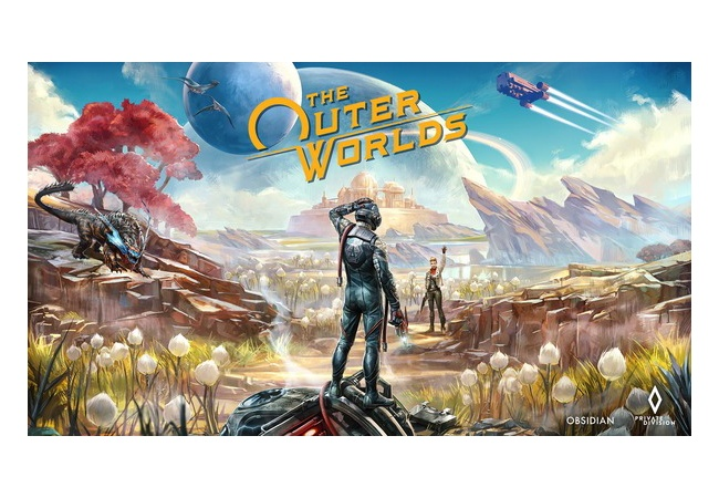 Fallout:NV開発スタジオの新作「The Outer Worlds」Switch版が発表!