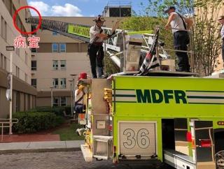 新型コロナで入院した同僚を勇気づけたい…消防士だけができる強引なお見舞いのしかた