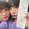 【すち】やっぱり矢作萌夏ちゃん一般人に見つかっていた!たまたま町中で女の子から手紙を貰う!