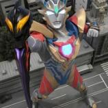 『【ウルトラマンZ】新形態デルタライズクロー!新たなゼットは光と闇が混ざりあった姿?』の画像