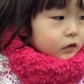 【動画】 パパが車に轢かれることを心配する女の子がカワイイ!
