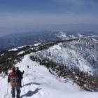 『日本百名山 雪の四阿山へ☆その3 下山♩』の画像