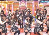 【AKBINGO】宮崎美穂センターで「10年桜」を披露!【キャプチャ】