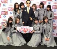 【欅坂46】MステウルトラFESのタモさん人形との写真!