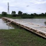 『「島田橋」~何回も復活している愛されている木造沈下橋~』の画像