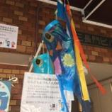 『南山幼稚園のみなさん、鯉のぼりありがとうございます!』の画像