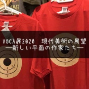 『VOCA展2020 現代美術の展望─新しい平面の作家たち─』今を映すアートを見よう