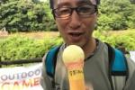 『交野里山トレイルランニングチャレンジCUP』でいろいろインタビュー!