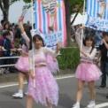 2016年横浜開港記念みなと祭国際仮装行列第64回ザよこはまパレード その48(ヨコハマカワイイパレード/ANZeNがーるず他)