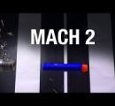 【凄まじい破壊力!】世界最速マッハ超えの空気銃でスポンジの弾丸を発射したときの威力検証映像登場へ
