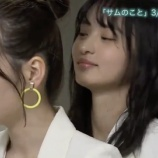『【乃木坂46】これはたまらん・・・遠藤さくら、田村真佑にバックハグで恍惚の表情・・・【動画あり】』の画像