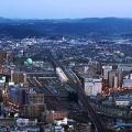埼玉より北では福島市が一番都会。
