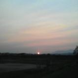 『素敵な夕焼け』の画像
