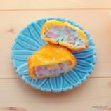 『あざらしと水きりヨーグルトで作るヨーグルトコロッケのお弁当』の画像
