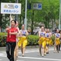 2010年 横浜開港記念みなと祭 国際仮装行列 第58回 ザ よこはま パレード その14(洋光台バトン編)