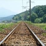 ご自宅に線路はいかがですか? 1メートルあたり10万円で敷設します