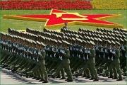 中国人民☆解放軍「わが軍は共産党の軍。国軍化は不可アル」