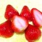 スキルアップ認定講座☆シリコンで型取り+リアルいちご&胡桃♪の巻。