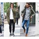 5年前ファッション誌「コートはショート丈!ベルト丈のコートこそ至高!」